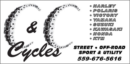 C & C Cycles Oakhurst, California