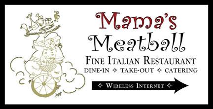 Mama's Meatball Resturant San Luis Obispo, California