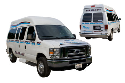 San Joaquin Medical Transportation Fresno, California