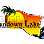 Sundown-lake